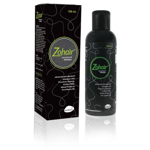 Zohair-shampoo