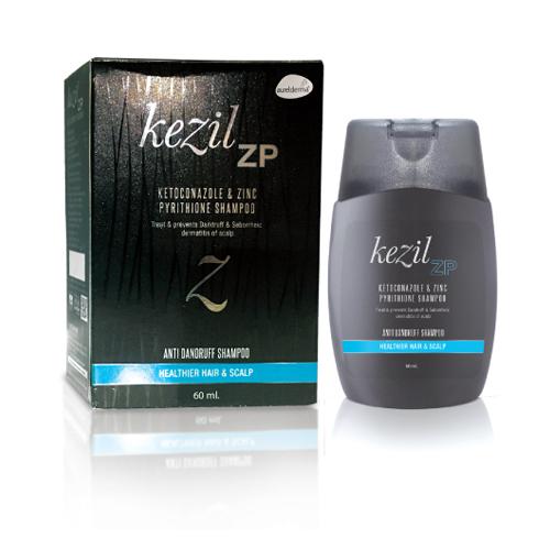 kezil-ZP-Shampoo